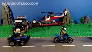 LEGO POLICE Mountain Fugitives