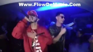 Anuel AA Ft. Lary Over - Tu Me Enamoraste @Mamajuana Loungue (Live)