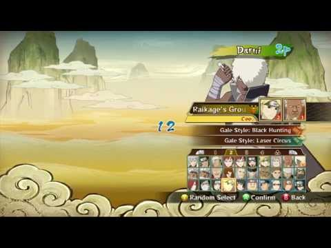 -LIVE RANKED- Naruto Shippuden Ultimate Ninja STORM Revolution: SEX SELLS!!!!!