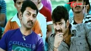 Raviteja Fabulous Dialogues With Students - Telugu Comedy - NavvulaTV