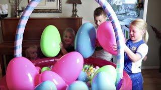 Easter Egg Surprise!
