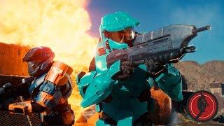 The Greatest Halo Movie Never Made - Sarge v Tucker
