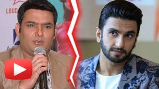 Ranveer Singh And Kapil Sharma Big Fight