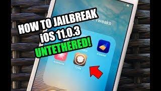 iOS 11 Jailbreak - *NEW Untethered! How to install Cydia on iOS 11.0.3