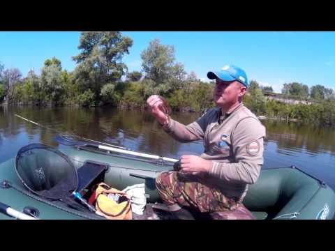 как ловить окуня на озере на лодке