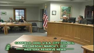 Canfield May Need Legislation Allowing Farms in Canfield Aplying for CAUV