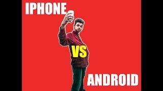 iPhone vs Android | Comedy/Funny Vines | Hawks production.