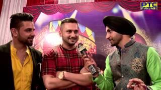 Yo Yo Honey Singh Returned With Big Bang I Red Carpet I PTC Punjabi Music Awards 2015...