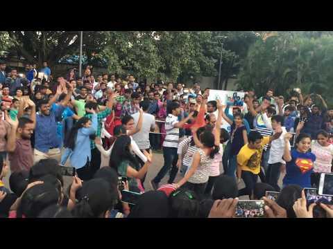 Flashmob Part-2 @ Lumbini Park to Spread awareness against Child Labour
