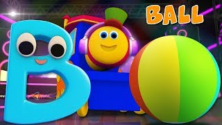 Phonics Letter B | Alphabets Rhyme | ABC Song For babies | Video for kids | learning street with Bob