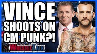 Vince McMahon SHOOTS On CM Punk?!   WWE Smackdown Live, Sept. 12, 2017 Review