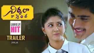Nirmala Convent Latest Trailer   Roshan   Shriya Sharma   TFPC