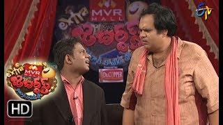 Patas Prakash Performance | Extra Jabardsth | 11th August 2017| ETV  Telugu