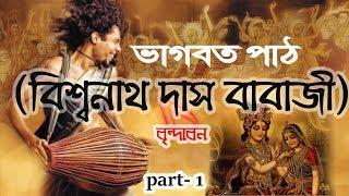 Bhagavat Pat Bangla । Bishonath Das Babaji (Vrindavan) । Part 1