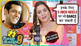 Shraddha Arya Talks About Nach Baliye 9 EXPERIENCE With Salman Khan | EXCLUSIVE INTERVIEW