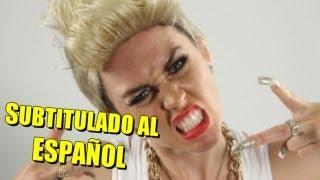 Miley Cyrus - We Can't Stop PARODY!! - Subtitulado al Español