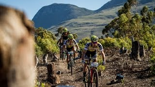 One Step away from two titles - Cape Epic Stage 6   SCOTT-SRAM