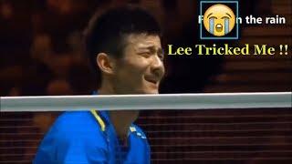 Best Trick Shots of Lee Chong Wei  -2017
