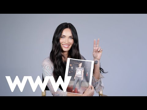Megan Fox Talks 2000s Fashion Past Movie Roles and MGK Would You Wear It Now Who What Wear