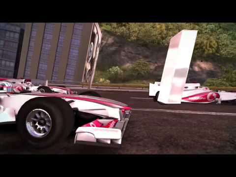Asphalt 8  Airborne McLaren Mercedes MP4-25 (multiplayer)