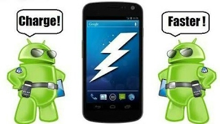 HOW TO CHARGE YOUR PHONE QUICKLY!  CHARGE FASTER!