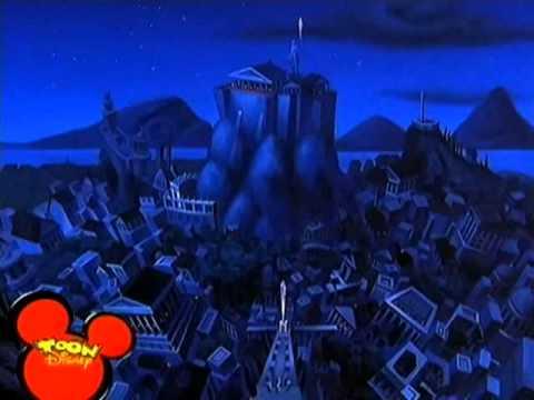 Disney s Hercules episode 01 The Apollo Mission
