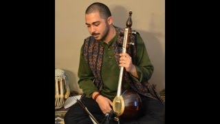 """Night prayer"" a Kamancheh solo by Saba Alizadeh"