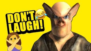 Try Not to Laugh: Oblivion Edition YLYL #0044