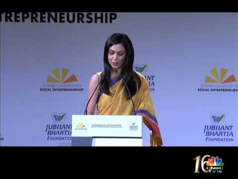 Young Turks Social Entrepreneur Of The Year 2016