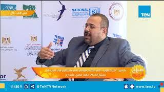 أستاذ علوم الأرض بجامعة تشابمان الأمريكية: مصر لديها ثروة علمية كبيرة جدآ
