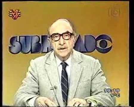 Subrayado 1985