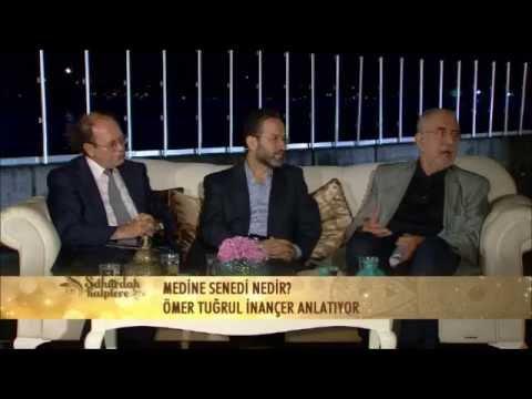 Sahurdan Kalplere - Ömer Tuğrul İnançer & Metin Karabaşoğlu & Yusuf Kaplan & Muzaffer Gürler 3/8