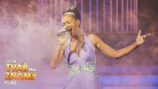 Jitka Boho jako Beyonce