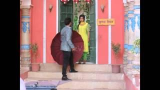 On Location - Krishna Dasi Scene Coverage of Aryan and Aradhya