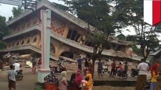 Indonesia earthquake: Nearly 100 dead, hundreds more injured as quake strikes Sumatra - TomoNews
