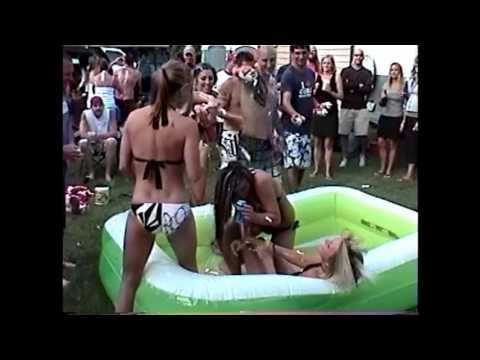 Slip & Slide V July 18 2009 Oil Wrestling II
