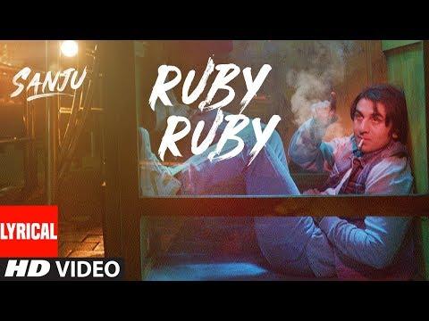 Xxx Mp4 Ruby Ruby Lyrical Video SANJU Ranbir Kapoor AR Rahman Rajkumar Hirani 3gp Sex