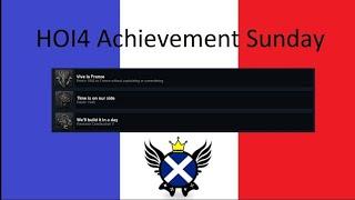 HOI4 Achievement Sunday - Viva La France Part 2