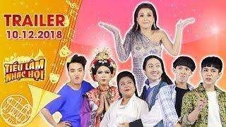 Tiếu lâm nhạc hội  Trailer:Phát La, Duy Khương,Tuấn Kiệt, Minh Dự bùng nổ sân khấu cùng các nhóm hài