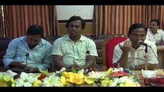 কুমিল্লায় কর্মরত সাংবাদিকবৃন্দ কর্তৃক জেলা প্রশাসক মোঃ হাসানুজ্জামান কল্লোলের বিদায় সংবর্ধনা অনুষ্ঠা