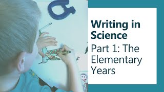 Writing in Homeschool Science: The Elementary Years {Episode 12}