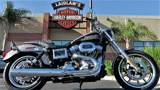 2017 Harley-Davidson Dyna Low Rider │ Review & Test Ride - Full Details