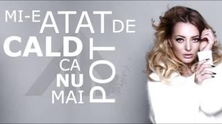 Delia - 1234 (Unde dragoste nu e) Lyrics Video