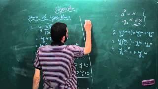 Logarithm - Mathematics