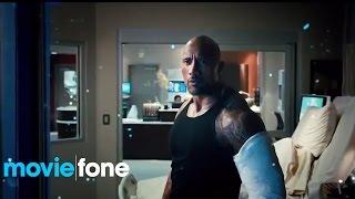 'Furious 7' | Dwayne Johnson Interview