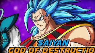 THE SAIYAN GOD OF DESTRUCTION REVEALED  !! CARHOO DRAWS ep 015 【 Dragon Ball Sup