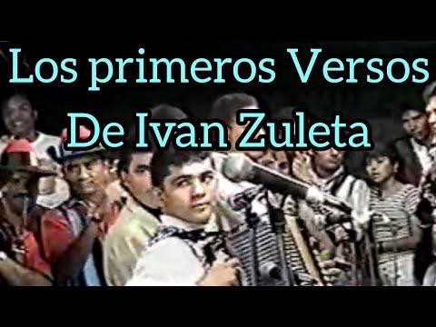 Versos Diomedes Diaz e Ivan Zuleta En Valledupar 1995