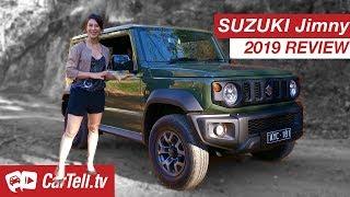 2019 Suzuki Jimny Review - Australia