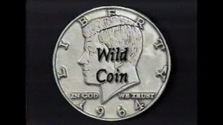 David Roth- Wild Coin (Silver Coins Change To Copper)