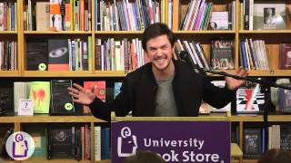 Pierce Brown introduces Golden Son at University Book Store - Seattle
